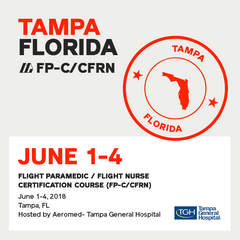 [Archive] Flight Paramedic Prep - Florida Jun 2018 - (FP-C/CFRN/CCP-C)