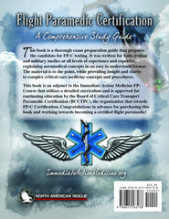 Flight Paramedic Certification: A Comprehensive Study Guide