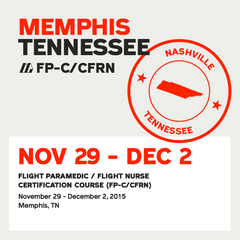 [Archived] Premier Flight Paramedic Prep (Tennessee 15) - FP-C/CFRN
