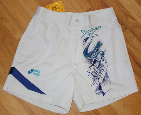 Vintage Asics Japan Tennis Shorts NWT : 32