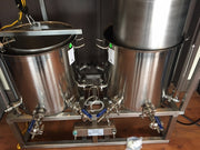 """Nano Brewer Dual"" Professional Brewing System, 50 gallon (1BBL) version"