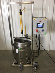 """Nano Brewer Home""  Electric Brew System (20 gallon kettle)"