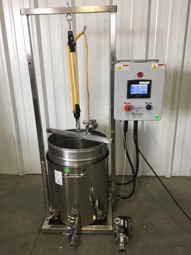 Complete Brewing Systems Brewing Tanks Keg Washers
