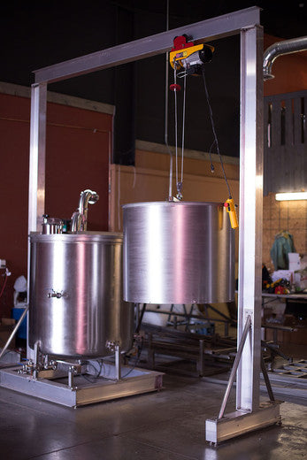 "5BBL and 10BBL ""Micro-Brewer"""
