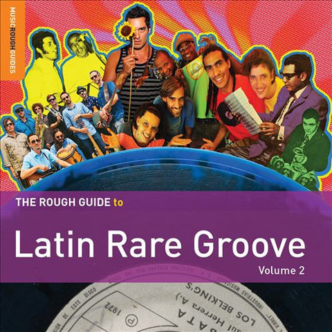Various ‎- The Rough Guide to Latin Rare Groove Vol 2