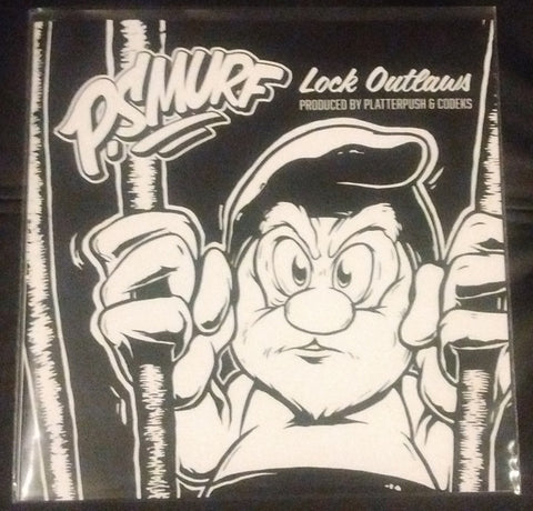 P.Smurf - Lock Outlaws