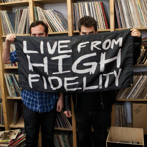 Various ‎- Live from High Fidelity: The Best of the Podcast Performances