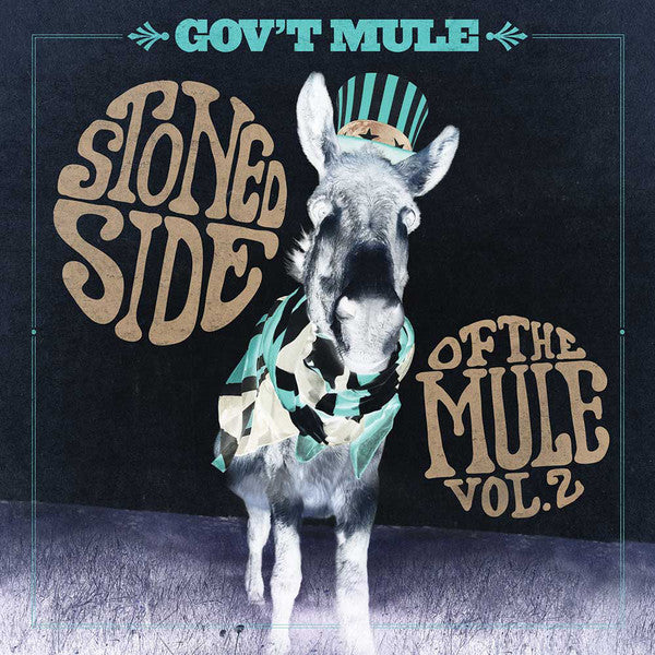 Gov't Mule ‎- Stoned Side of the Mule Vol. 2