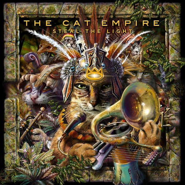 The Cat Empire - Steal the Light