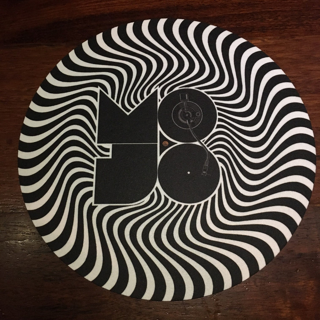 Mojo Record Bar Slipmat
