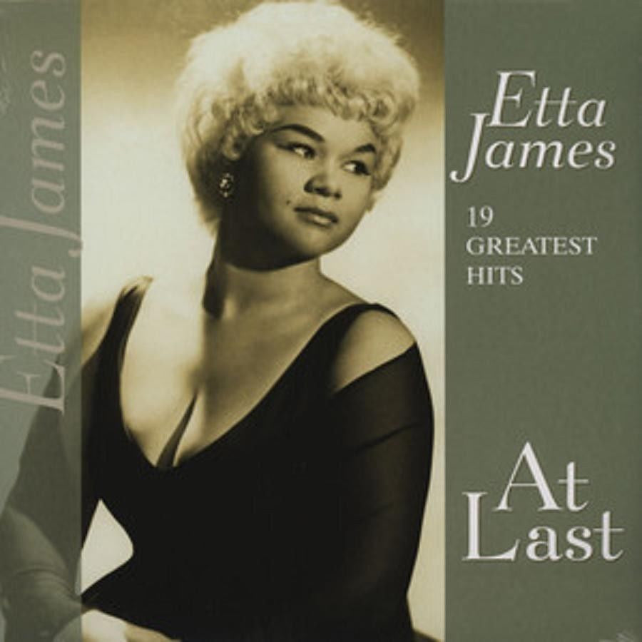 Etta James - At Last: 19 Greatest Hits