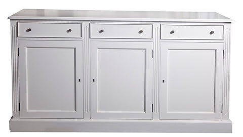 Chiffonier 3 Door 3 Drawer