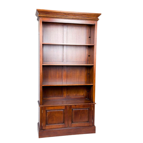 Tall Open Office Bookcase