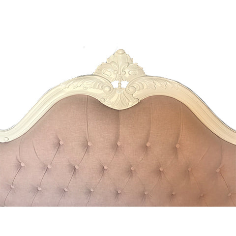 (D) Double Sabine Bed Complete - Pretty in Pink