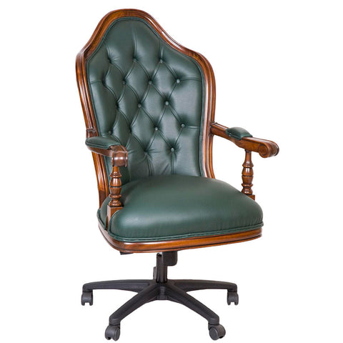Office Chair Green
