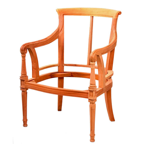 Louis Chairs / Chaise Lounge - Fabulous French Furniture