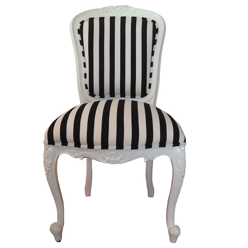 Lily Upholstered Back Dining Chair