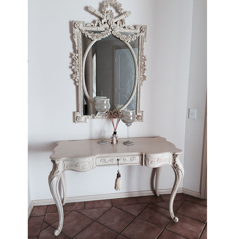 Joanne Mirror with Bureau Plat