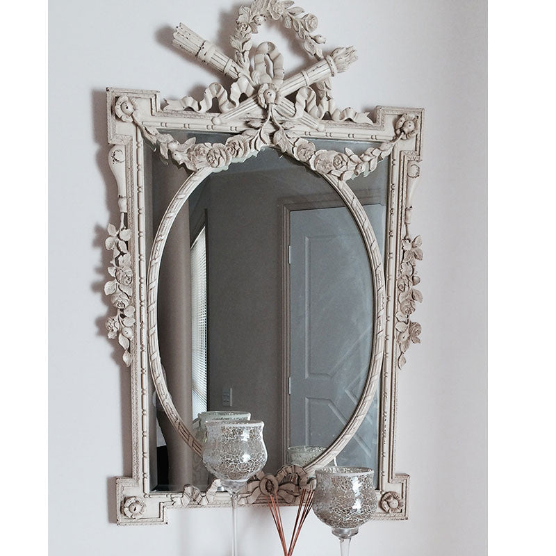 Joanne Mirror Frame with Bevelled Mirror