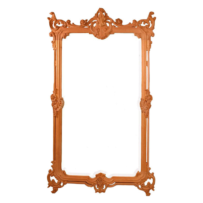 Whitaker Mirror Frame with Bevelled Mirror Unpainted