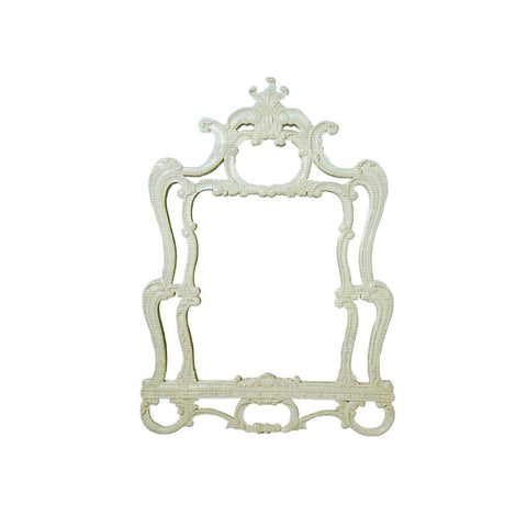 Louis Mirror Frame  with Bevelled Mirror
