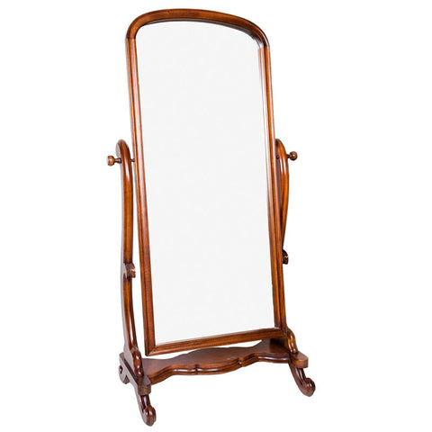 Timber Cheval Mirror