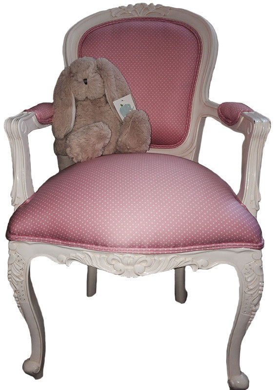Lily Upholstered Child Chair