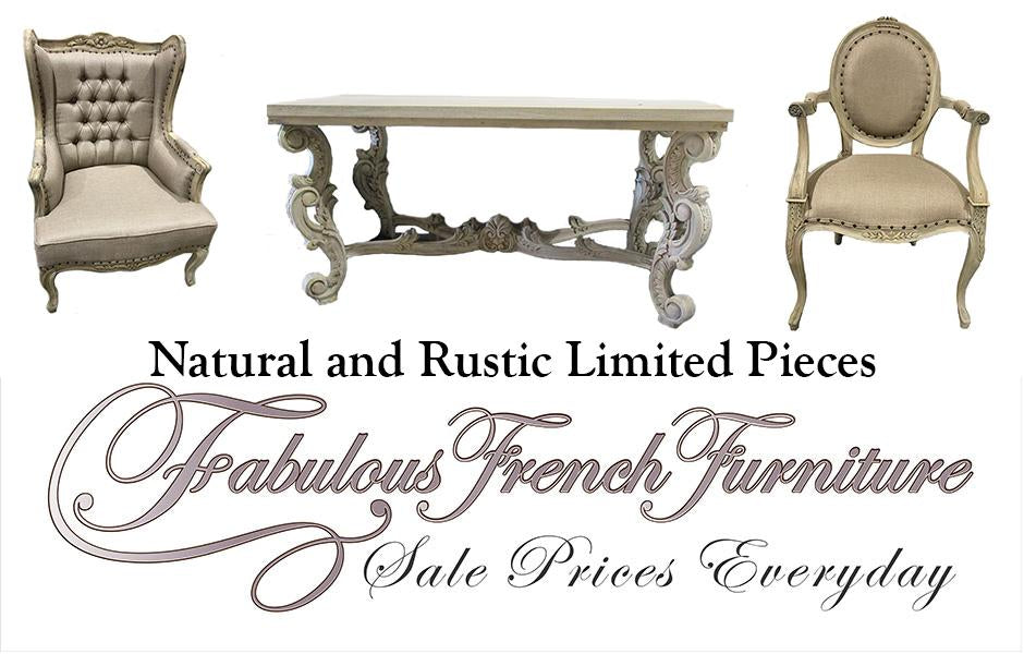 Fabulous French Furniture for the modern home!