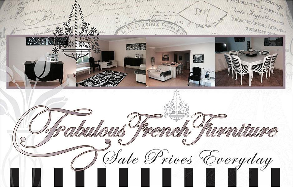 French Bedroom suite!