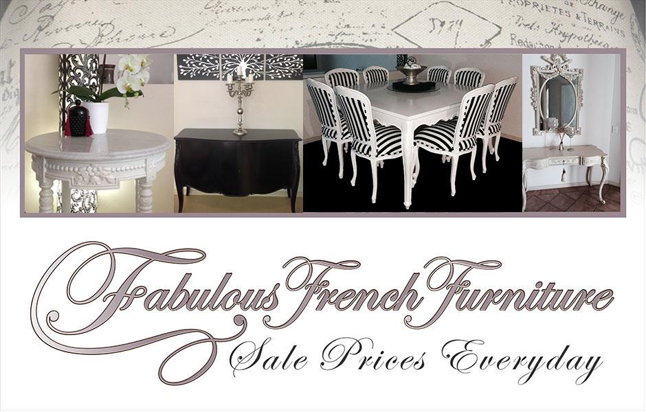 French Provincial Furniture for the Modern Home!