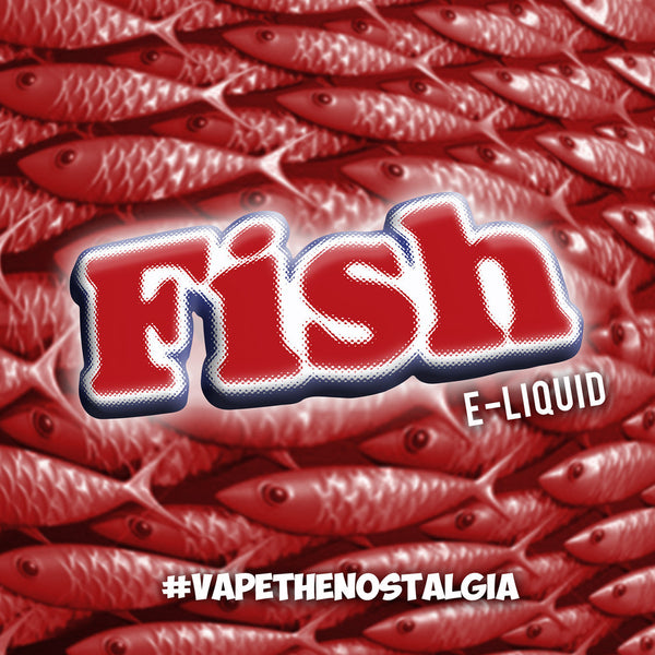 Fish e-Juice - VapeL1FE
