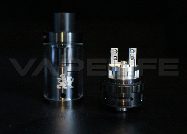 Geekvape Griffin Two Post RTA - VapeL1FE - 3