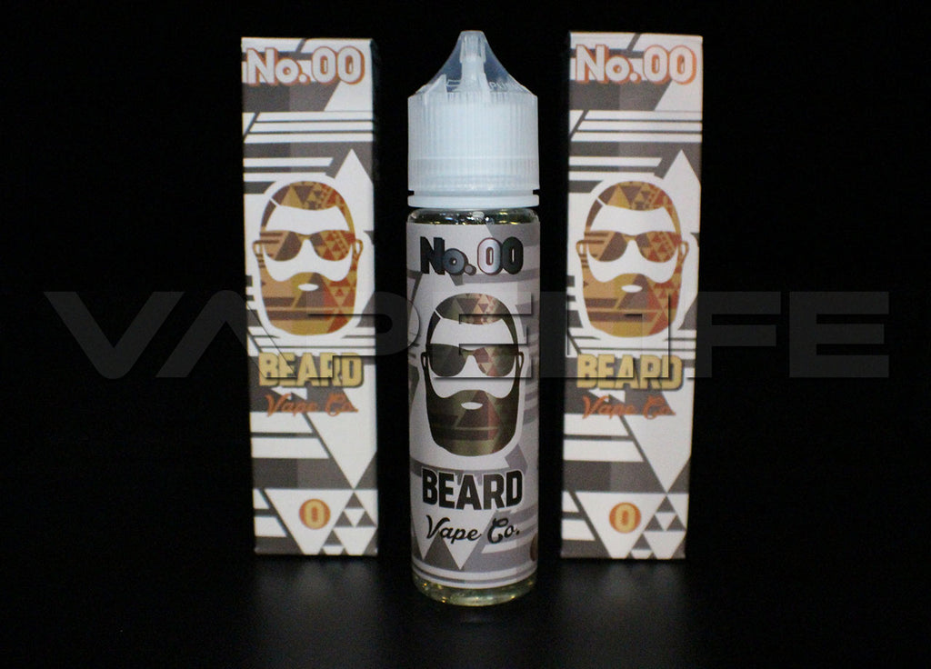 No.00 by Beard Vape Co-VapeL1FE