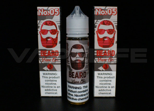 No.05 by Beard Vape Co-VapeL1FE