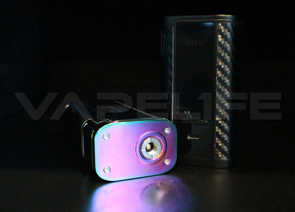 iJoy Captain PD270 Dual Box Mod-VapeL1FE