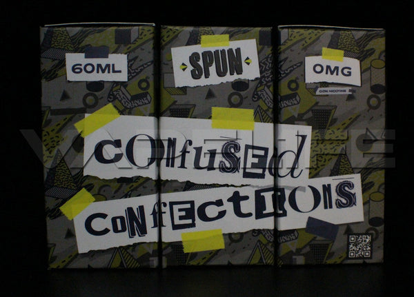Confused Confections Spun-VapeL1FE