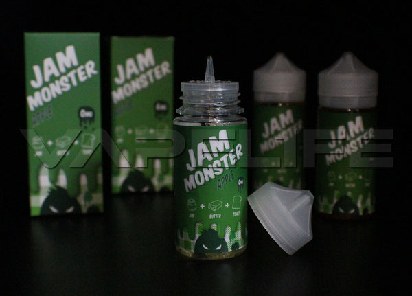 Jam Monster Apple-VapeL1FE