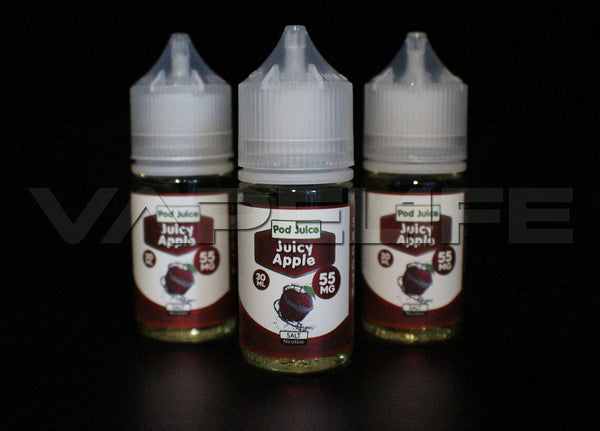 Pod Juice Juicy Apple-VapeL1FE