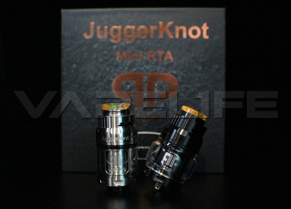 JuggerKnot Mini Single Coil RTA-VapeL1FE