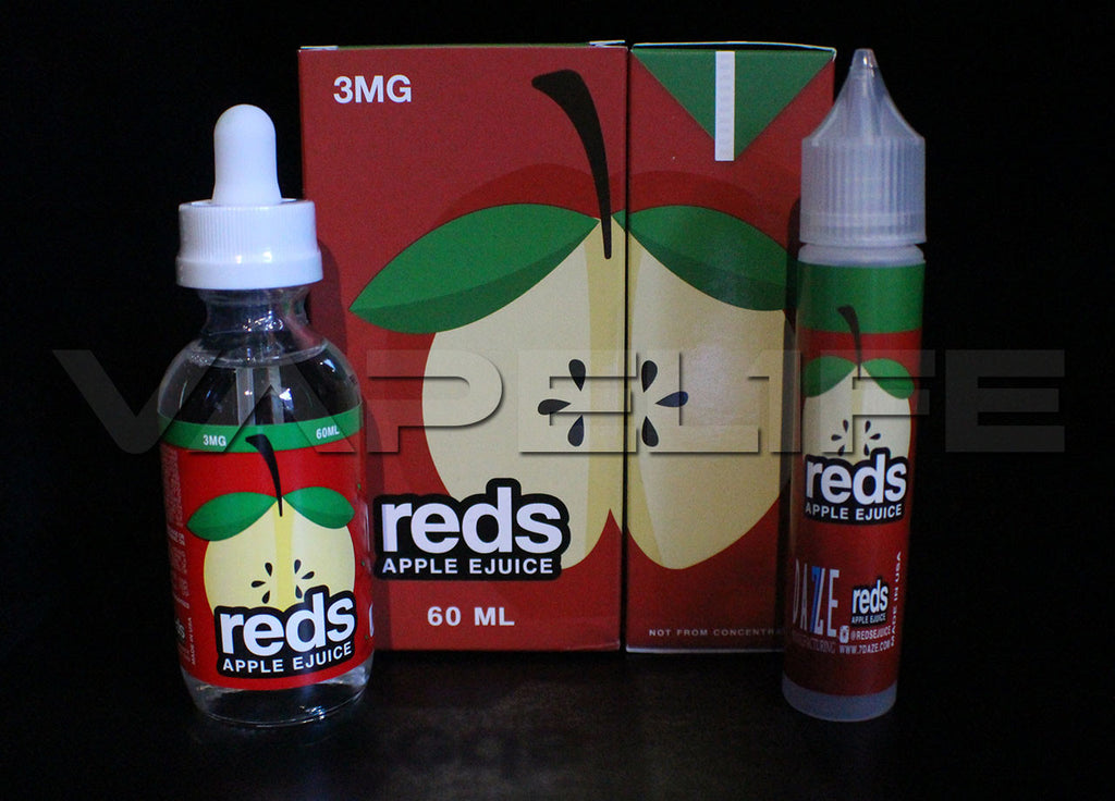 Reds Apple Juice-VapeL1FE