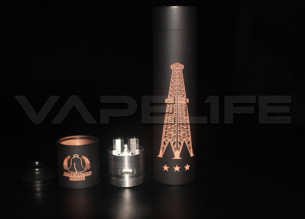 Rig Mod v3 & Roughneck v3 Kit-VapeL1FE