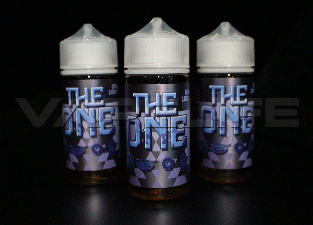The One Blueberry-VapeL1FE