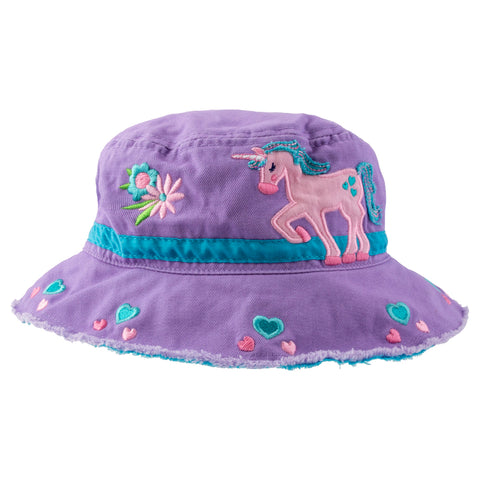 Kids Bucket Hat - Unicorn - Stephen Joseph