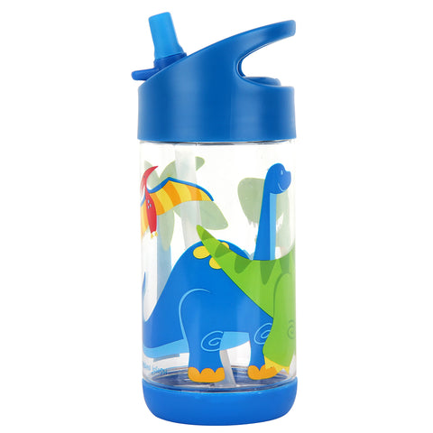 Stephen Joseph Kids Dino Flip Top Drink Bottle