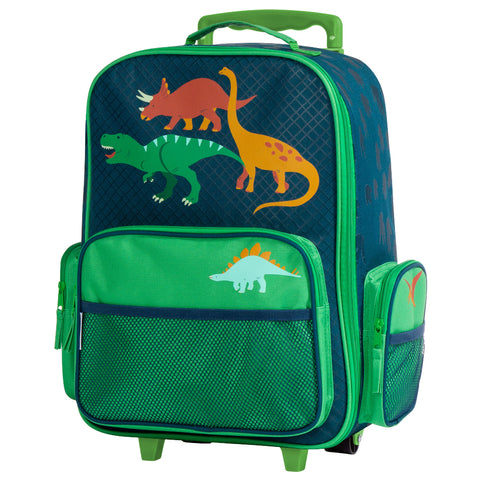 Stephen Joseph Kids Dino Rolling Luggage