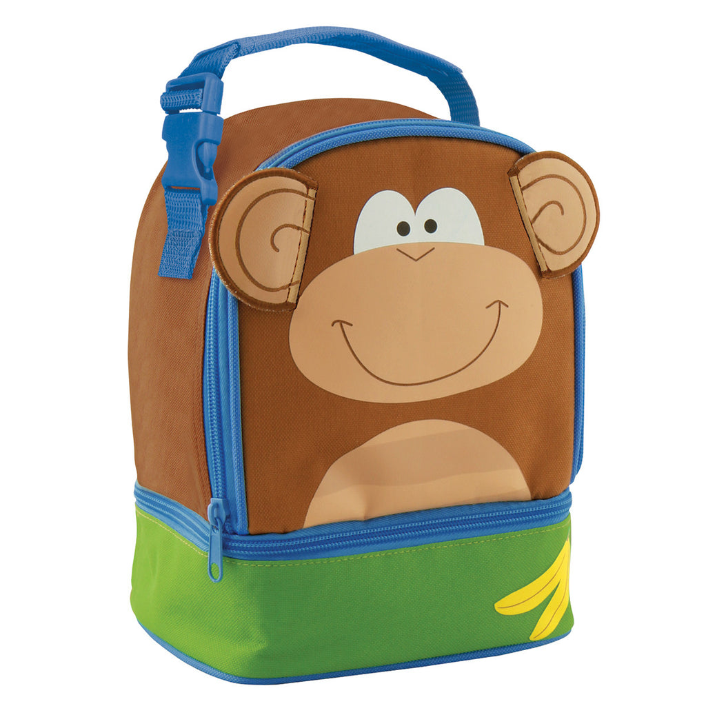 Stephen Joseph Kids Monkey Lunch Pal