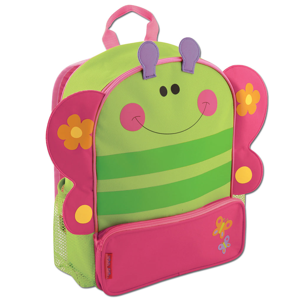 Kids Backpack - Butterfly Sidekick - Stephen Joseph
