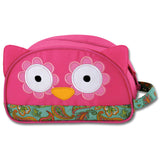 Stephen Joseph Kids Owl Toiletry Bag