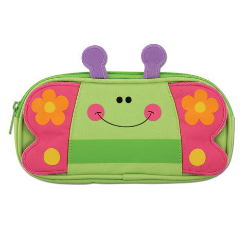 Stephen Joseph Kids Butterfly Pencil Pouch