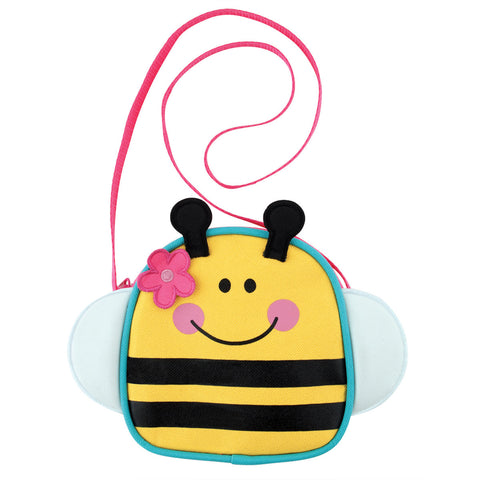 Stephen Joseph Kids Bee Crossbody Purse